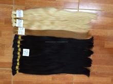 blonde hair #60 #613 human virgin hair wholesale
