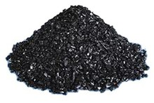 crushed graphite, artificial graphite, carbonaceous material