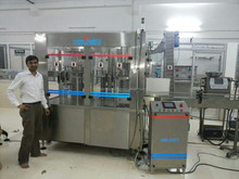 Automatic drinking pure water filling machine/ bottle mineral water filling line/small water filling plant