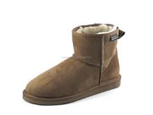 Oxford Mini Sheepskin Boots