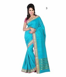 Online Shopping In India \ Solid Cotton Saree \ Printed Cotton Saree \ Cotton Fancy Saree