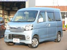 Reasonable and Good looking car Atrai wagon 660 custom turbo 2005 imports japan used car