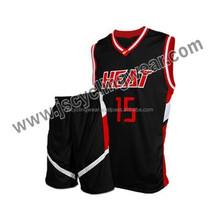 2015 custom logo y nombre se divierte jersey de baloncesto modelo uniforme