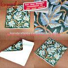 Green valley- indiana bordados a mão coushion cobrir- grande- tamanho grande capasdealmofadas 16- polegadas