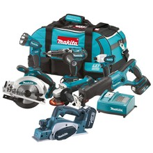 Discount Price For New Original Makita power tools LXT1500 18-Volt LXT Lithium-Ion Cordless 15-Piece makita Combo Kit