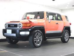 USED CARS - TOYOTA FJ CRUISER (RHD 820891 GASOLINE)
