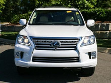 On sales for 2013 Used Lexus LX 570