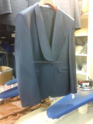 men's wedding shawl collar design combine suit