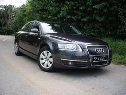 Audi A6 , Prestige Auto Export, Singapore Used Car Dealer