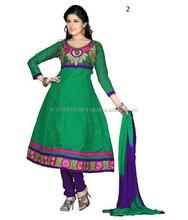 Low Price Salwar Kameez Neck Designs For Cotton Salwar Kameez