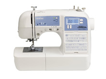 All Original Brother PR655 6-Needle Home Machine Sewing and Embroidery Machine with bonus accessories