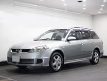USED CARS - NISSAN WINGROAD (RHD 820679 GASOLINE)