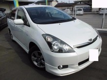 Toyota Wish X S package ZNE10G 2003 Used Car