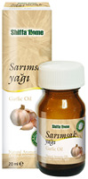 Garlic Essential Oil 20 ml GMP Approved from Turkey Essential Oil Garlic Seed Oil
