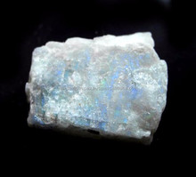AA Quality Natural Rainbow Moonstone Square Rough Loose Gem Stone