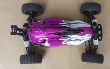 NEW T2M Pirate Razor Brushed 1-10 RC Model Car Electric Buggy 4WD RtR 2.4 GHz
