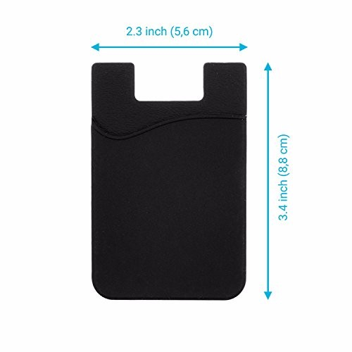 Stick-On-Wallet-IDCredit-Card-Holder-For-Phones-Strong-3M-Adhesive-Universal-Size-fits-most-Phones-including-iPhone-6s-6-5-Samsung-Galaxy-S6-S5-Non-Slip-Silicone-also-offers-Extra-Grip-0-2.jpg