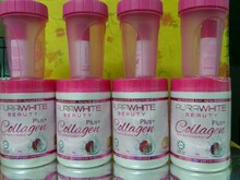 New Improve AuraWhite Beauty Plus+ Collagen 900000mg