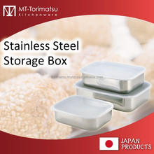 Kitchen Storage Box Rectangle And Big Size Container With PP Lid