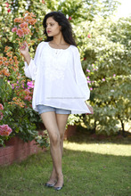 shorts wear designer yop & tunics embroidered