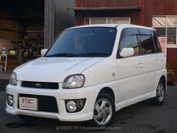 SUBARU PLEO 2003 Right hand drive and japanese sale used car at reasonable prices