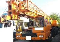 used 25 ton crane 1995Y Samsung Tadano truck Crane SC25H-2 from Korean