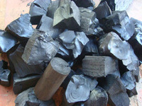 Coconut Charcoal / Raw materials in charcoal briquette