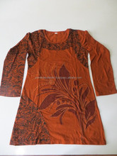 All time design cotton dress for ladies/Nepali cotton dress/Long sleeves and sleeveless dress