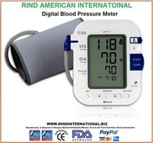 Blood Pressure Meter Digital Blood Pressure Meter BP Apparatus Set Blood Pressure Monitor