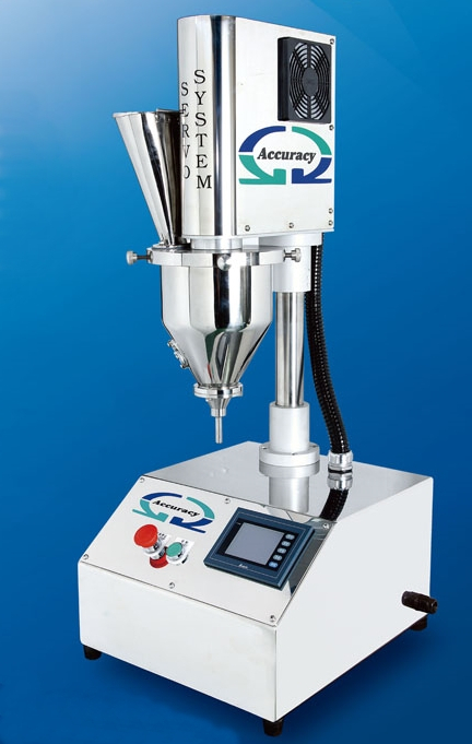 small powder filling machine