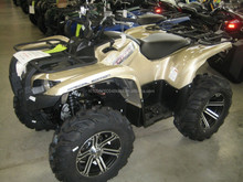 Grizzly 700 SE EPS ATV YFM 700 power steering quad Special Edition