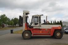 Svetruck 25.000kg used Diesel heavy duty truck 25120-45 - 3416 -