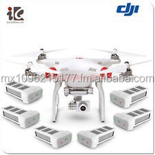 Buy 2 Get 1 Free For DJI Phantom 2 Vision+ V3.0 Plus RC Quadcopter Drone w/FPV HD Cam Extra 5 Battery