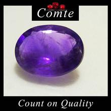 Natural Purple Oval Amethyst