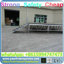 BEST rectangle stage,rotating platform for cars