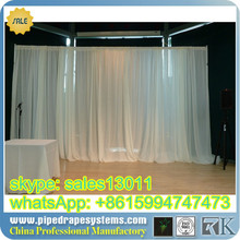 RK hot sale cheap stable aluminium pipe drape