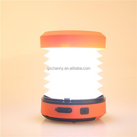 Outdoor Indoor Portable Camping ThorFire LED Lantern USB Rechargeable Tent Flashlight Torch Lamp Collapsible Hanging Lamp