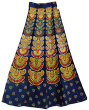 UK USA western beach wrap skirt / handmade cotton beach wrap skirts online