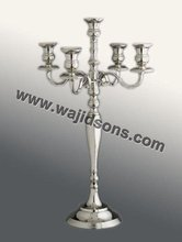 Classic Candelabra in hottest design for wedding direct from indian manufacturer Wajidsons Corporation