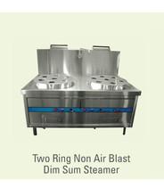 Asian Chinese Dim Sum Steamer