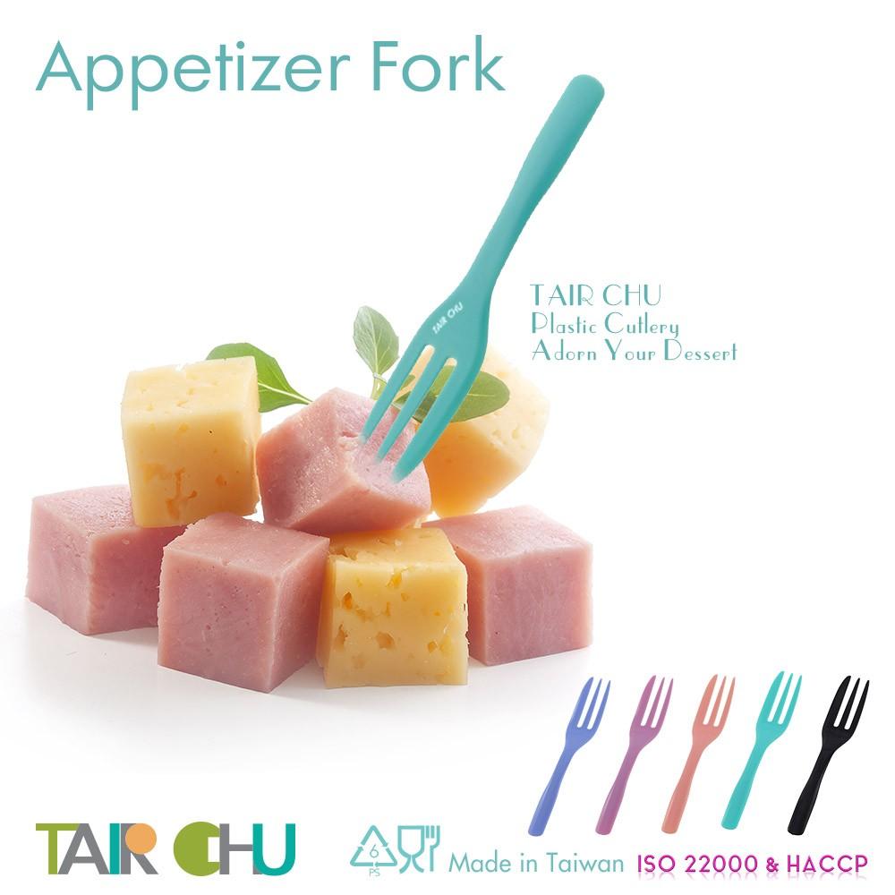 Disposable Plastic Appetizer Fork.jpg