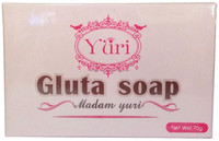 Yuri Gluta Soap Whitening Body Soap By Madam Yuri, Skin Whiteningay goodbye to traditional soap glutathione and smell the infect