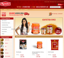 Error Free/ Advance Online Commerce Website Development Company Package Rates