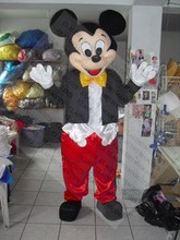 MICKEY MOUSE MASCOT COSTUME DELUXE SPECIAL USA CANADA