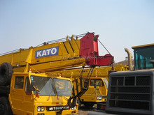 used kato 50ton crane for sale