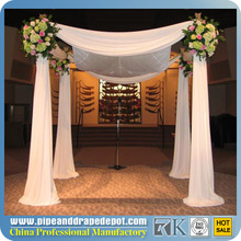 Cheap price Adjustable portable pipe and drape stand