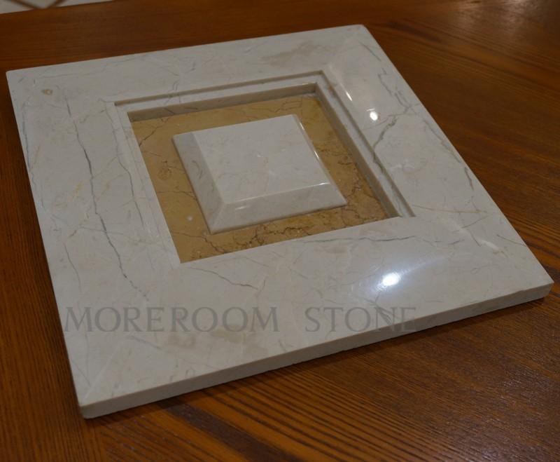 Iran Beige Marble Shayan Cream Marble Tile Amarillo Oro Yellow Marble 3D Wall Panel CNC Wall Panels Wall Tiles Moreroom Stone-3.jpg