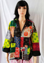 Exclusive Colors & Designs Indian Kantha Jacket for womens