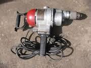 Vintage Heavy Duty Electric VAN DORN 500 RPM Nutrunner Driver Drill Tool 110v