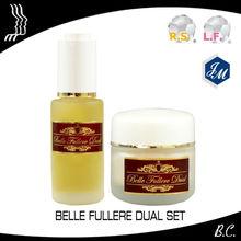 """Fullerene c60, Ultimate anti-aging vitaminC cosmetic """"Belle Fullere Dual Series Set"""" in Japan"""